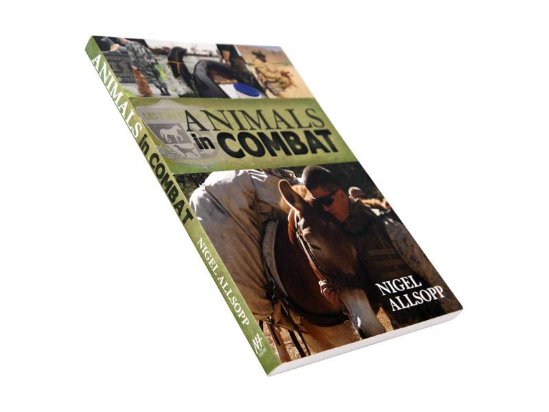 Animals In Combat - Nigel Allsopp